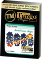 Ambitious Chip (PK004) (Gimmick and Online Instructions) by Tango Magic - Trick