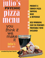 Julios Psychic Pizza by Ben Harris eBook DOWNLOAD