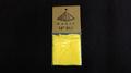 Silk 12 inch (Yellow) by Pyramid Gold Magic