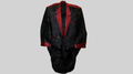Magician's Coat (Extra-Large with Tails & Topits) by Premium Magic - Trick