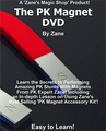 The PK Magnet DVD by Zane - DVD