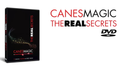 Canes MAGIC - The Real Secrets DVD by Fabien Solaz - Trick
