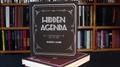 Hidden Agenda (Hardbound) by Roberto Giobbi - Book