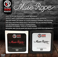 Muse Rope (Black) by Sean Yen - Trick