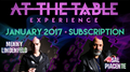 At The Table January 2017 Subscription video DOWNLOAD