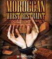 Moroccan Wrist Restraint by Magic World - Trick