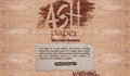 Ash Paper by the Other Brothers - Trick
