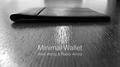 Minimal Wallet by Alan Wong & Pablo Amira - Trick