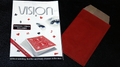 VISION (Red) by Mickael Chatelain - Trick