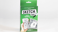 SKETCH MONEY by João Miranda and Julio Montoro - Trick