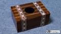 Mexican Bill Box (Wood) by Mr. Magic - Trick