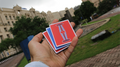 Jerry Nugget Cardistry Trainers Single (Red Double Backer) by Magic Encarta - Trick