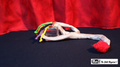 Color Changing Rope with Kicker Ending by Mr. Magic - Trick