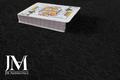 Close Up Pad (17  x 12 inch) Black Thistle Print by JM Authentics - Trick