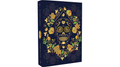 Calaveras de Azúcar Blue Edition Playing Cards Printed by USPCC