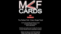 MCF Cards (Blue) by Rasmus - Trick