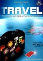 TRAVEL (Red) by Mickael Chatelain - Trick
