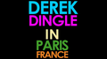 Derek Dingle in Paris, France by Mayette Magie Moderne - DVD