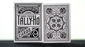 White Tally-Ho (Fan Back) Playing Cards