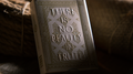 Lies Playing Cards (There is No Beauty in Truth)