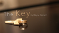 The Key (Gimmicks and Online Instructions) by Wayne Dobson - Trick