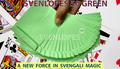 Svengali Envelopes (Green) by Sven Lee - Trick