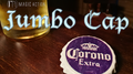 Jumbo Cap (Cor) by Magic Action - Trick