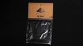 Silk 18 inch (Black) by Pyramid Gold Magic