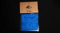 Silk 18 inch (Teal) by Pyramid Gold Magic