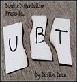 UBT (Underground Bottom Tear) by Dustin Dean eBook DOWNLOAD