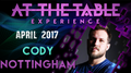 At The Table Live Lecture - Cody Nottingham April 19th 2017 video DOWNLOAD