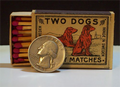 The Matchbox - Cigarette & Coins Routine by Jonathan Royle eBook DOWNLOAD