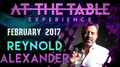 At The Table Live Lecture - Reynold Alexander February 1st 2017 video DOWNLOAD