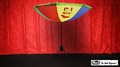 Cane to Umbrella Rainbow (Single) by Mr. Magic - Trick