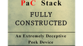 PaC Stack: Fully Constructed (Gimmicks and Online Instructions) by Paul Carnazzo - Trick