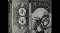 Bones (Dust) Playing Cards by Brain Vessel