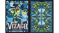 VIZAGO Lumino (Blue) Playing Cards