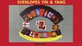 Svengali Envelopes (YIN & YANG) by Sven Lee - Trick