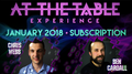 At The Table January 2018 Subscription video DOWNLOAD