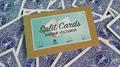 Split Cards 15 ct. (Blue) by PCTC - Trick