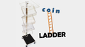 Coin Ladder (Arcylic) by Amazo Magic - Trick