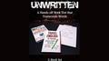 Unwritten: A Hands-off Book Test that Transcends Words (2-Book Set) by J C SUM - Trick