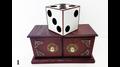 Tora Antique Dice Box by Tora Magic