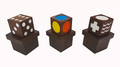 Tora Mental Cube (Color) by Tora Magic - Trick