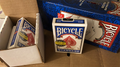 The Blind Wizard Deck Blue Bicycle (Gimmicks and Online Instructions) by Don Boyer - Trick