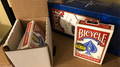 The Blind Wizard Deck Red Bicycle (Gimmicks and Online Instructions) by Don Boyer - Trick