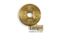 Dollar Size Chinese Coin (Brass) by Tango (CH033)