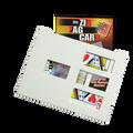 ZIG-ZAG Card (Bicycle Back) - by Di Fatta - Trick