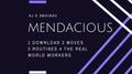 MENDACIOUS by AJ and Abhinav video DOWNLOAD