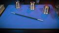 Standard Close-Up Pad 16X23 (Blue) by Murphy's Magic Supplies - Trick